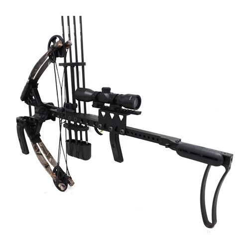 mini vertical crossbow mini armbrust schleuder pocket shot. Black Bedroom Furniture Sets. Home Design Ideas